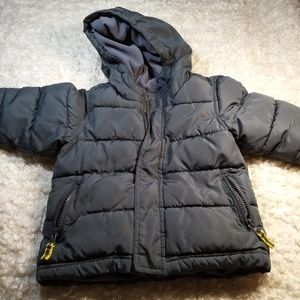 Old Navy Toddler Puffer Jacket Size 2T